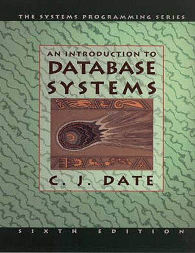9780321181046: Introduction to Database Systems, Seventh Edition