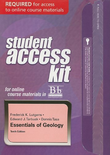9780321182289: Blackboard Access Code Card