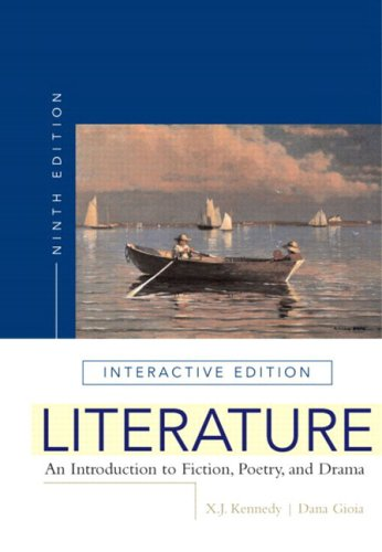 9780321183309: Literature: An Introduction to Fiction, Poetry, and Drama, 9th Edition