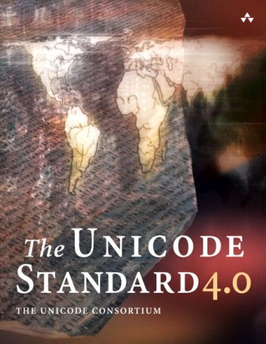 9780321185785: The Unicode Standard, Version 4.0
