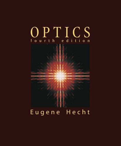 9780321188786: Optics (International Edition)
