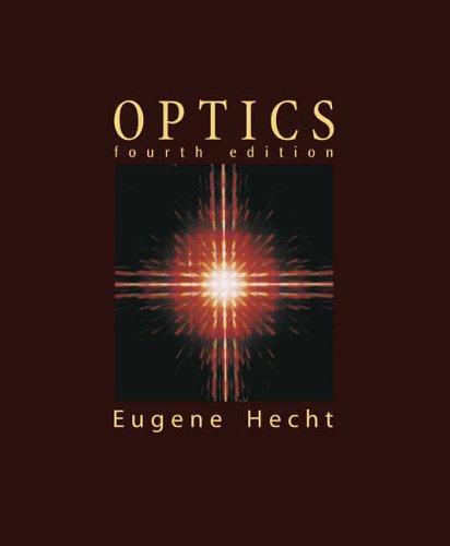 9780321188786: Optics (International Edition)