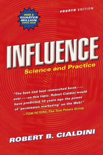 9780321188953: Influence: Science and Practice (International Edition)