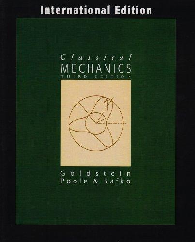 9780321188977: Classical Mechanics Third Edition