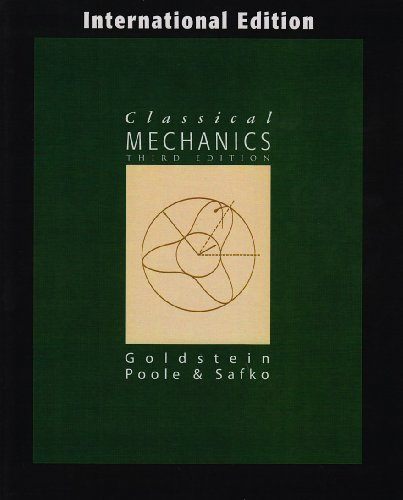 9780321188977: Classical Mechanics: International Edition