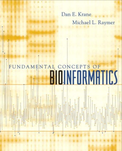 9780321190222: Fundamental Concepts of Bioinformatics: International Edition (Pie)
