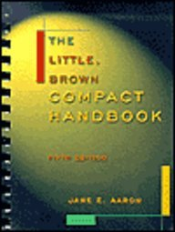 9780321190482: Little Brown Compct Hbk& New Amer Dict Pkg