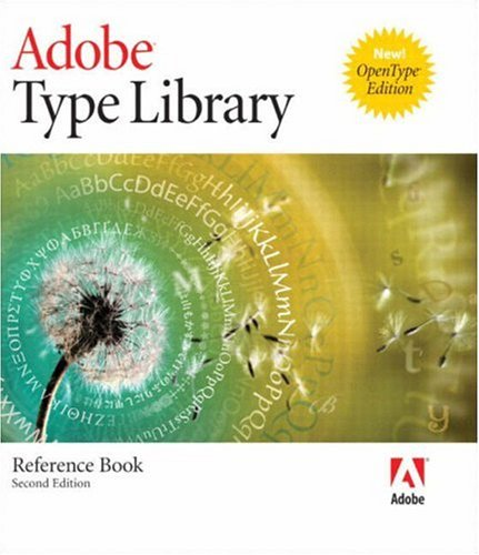 9780321194015: Adobe Type Library Reference Book, The (2nd Edition)