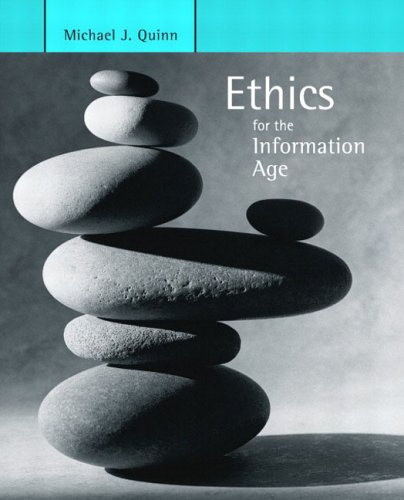 9780321194343: Ethics for the Information Age