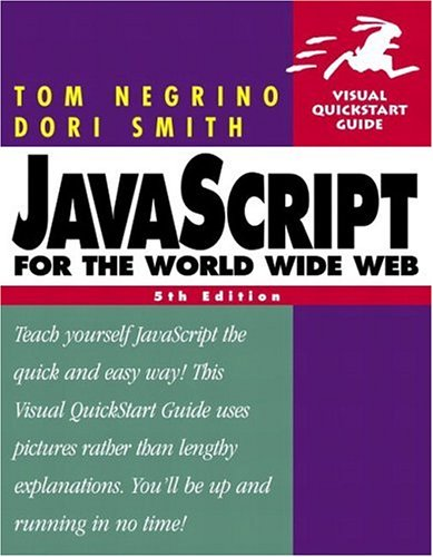 9780321194398: JavaScript for the World Wide Web, Fifth Edition