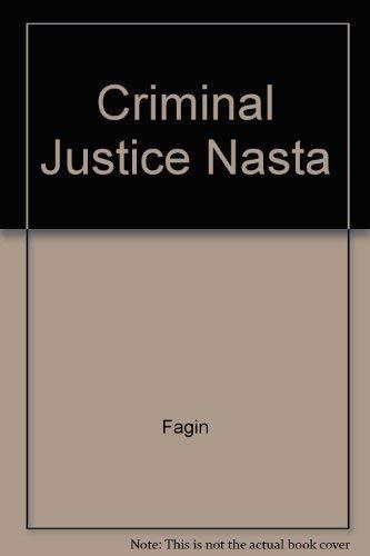 Criminal Justice: Fagin, James A.
