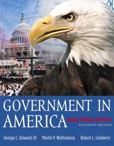 9780321195050: Government in America: People, Politics and Policy with LP.com 2.0, 11th Edition