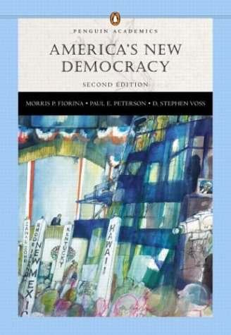 9780321195364: America's New Democracy (Penguin Academics Series) with LP.com Version 2.0 (2nd Edition)