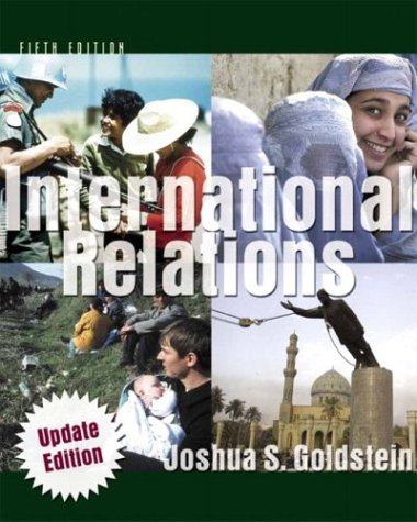 9780321195500: International Relations, Fifth Edition