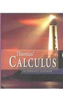 Thomas Calc Alt Ed Calc& Analytc Geo& Tc Pkg (032119599X) by George B. Thomas; Ross L. Finney