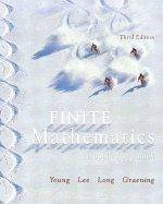 Finite Mathematics: An Applied Approach plus MyMathLab Student Starter Kit (3rd Edition): Paula ...