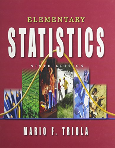 9780321198181: Elementary Statistics: High School Edition