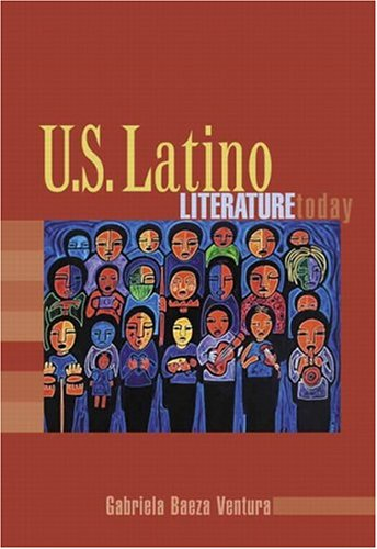 U.S Latino Literature Today: Gabriela Ventura