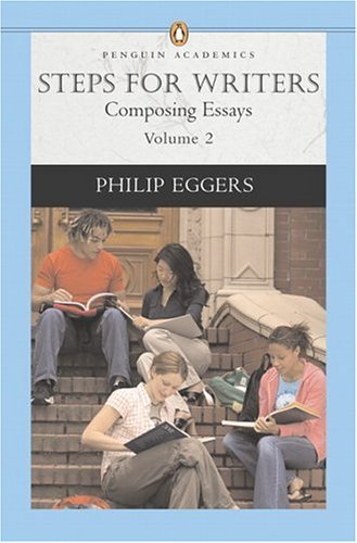 9780321198822: Steps for Writers: Composing Essays, Volume 2 (Penguin Academics Series)