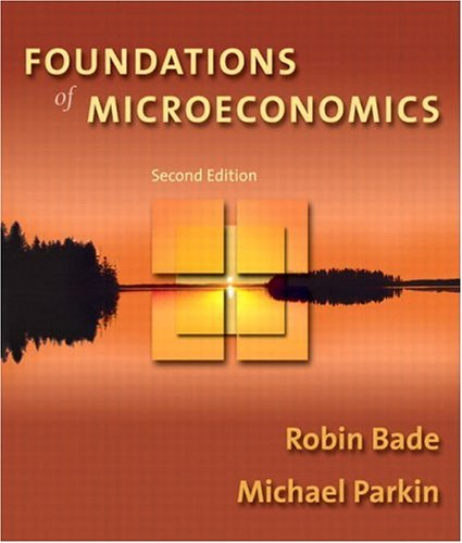 9780321199355: Foundations of Microeconomics plus MyEconLab Student Access Kit, Second Edition