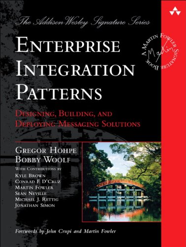 9780321200686: Enterprise Integration Patterns: Designing, Building, and Deploying Messaging Solutions (Addison Wesley Signature Series)