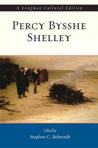 9780321202109: Percy Bysshe Shelley