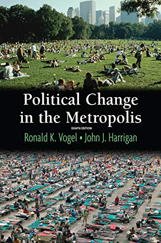 9780321202284: Political Change in the Metropolis