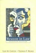 9780321202291: Reason in Law (7th Edition)