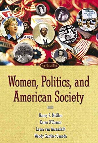 9780321202314: Women, Politics, and American Society (4th Edition)