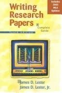 9780321202536: Writing Research Papers: A Complete Guide--MLA Update, 10th Edition