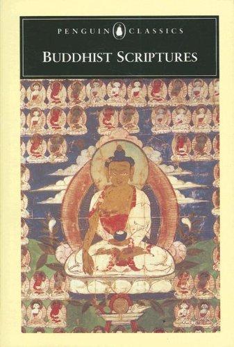 9780321202871: Buddhist Scriptures (Penguin Classics)