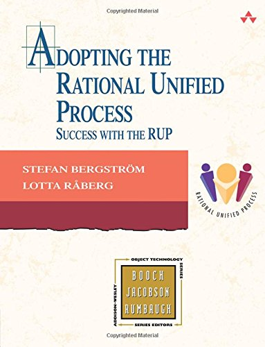 9780321202949: Adopting the Rational Unified Process: Success with the Rup (Addison-Wesley Object Technology Series)