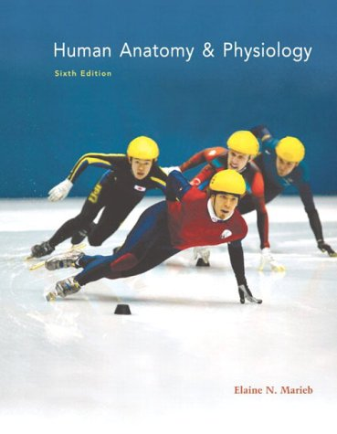 9780321204141: Human Anatomy and Physiology (International 6th Edition)