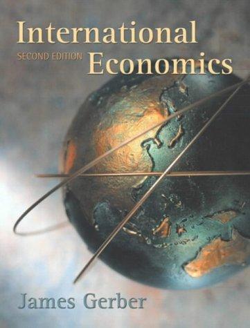 9780321204158: International Economics: International Edition