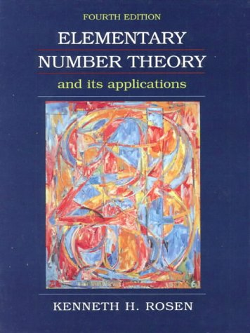 9780321204424: Elementary Number Theory and Its Applications: International Edition