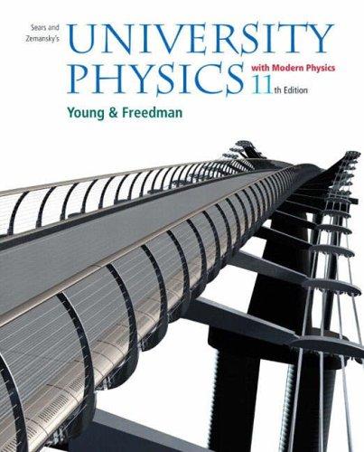 9780321204691: University Physics with Modern Physics with Mastering Physics (International Edition)