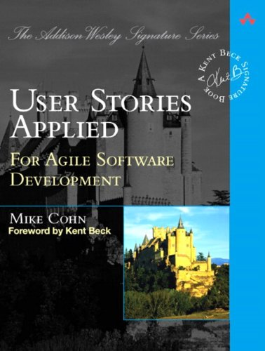 9780321205681: User Stories Applied: For Agile Software Development (Addison Wesley Signature Series)