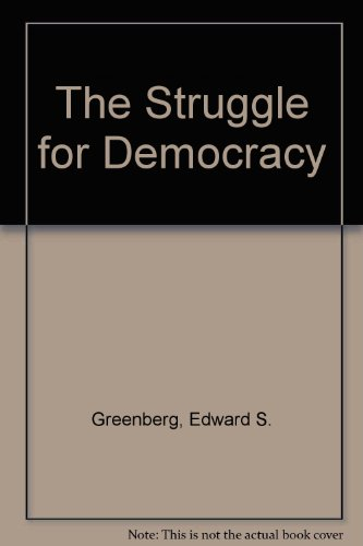 9780321207265: The Struggle for Democracy