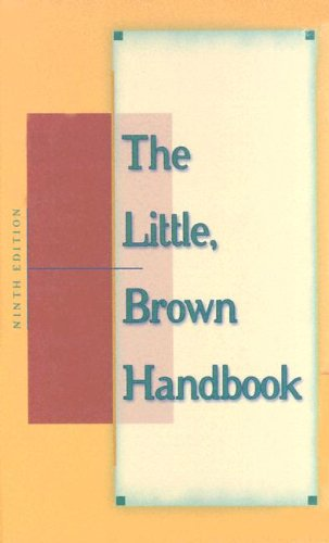 9780321207425: Little Brown Handbook & Complete Solutions
