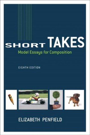 9780321207791: Short Takes: Model Essays for Composition (8th Edition)
