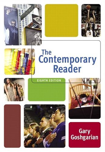 9780321207821: The Contemporary Reader
