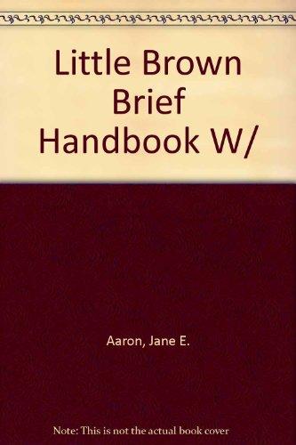 9780321209344: LB Brief Handbook with MLA Guide