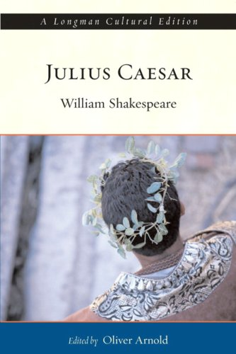 9780321209436: Julius Caesar, A Longman Cultural Edition