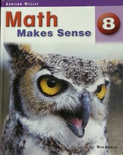 9780321210098: MATH MAKES SENSE 8