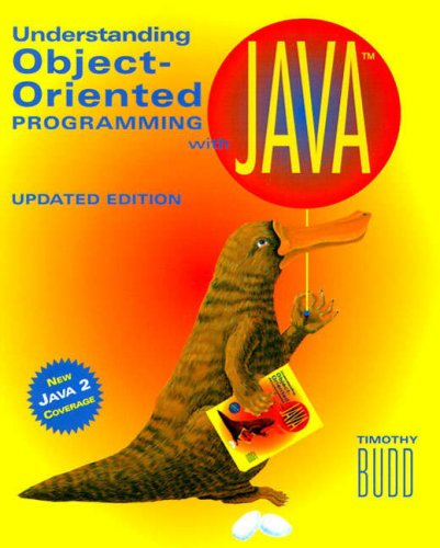 9780321211743: Understanding Object-Oriented Programming With Java:Updated Edition (New Java 2 Coverage) (International Edition)