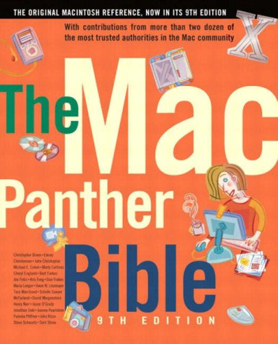 9780321213495: Macintosh Bible, The (9th Edition)