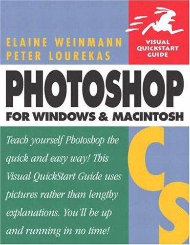 9780321213532: Photoshop CS for Windows & Macintosh