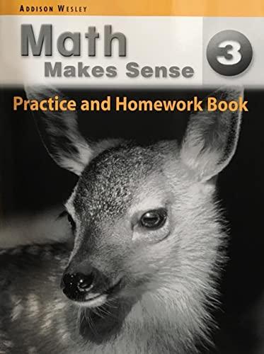 9780321218414: Math Makes Sense 3 : Practice and Homework Book