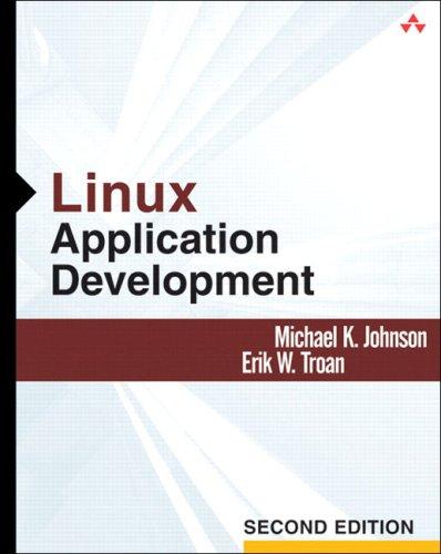 9780321219145: Linux Application Development (2nd Edition)