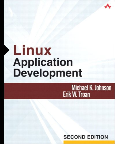 9780321219145: Linux Application Development